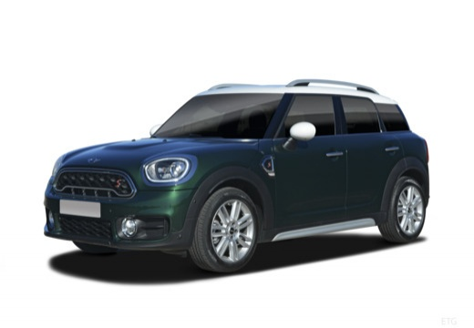 MINI Novo  Countryman novo