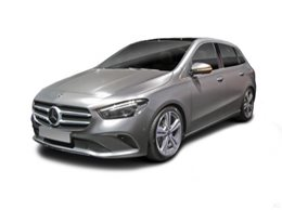MERCEDES B Facelift novo
