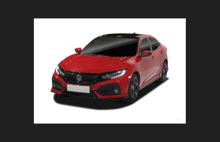 HONDA Civic novo