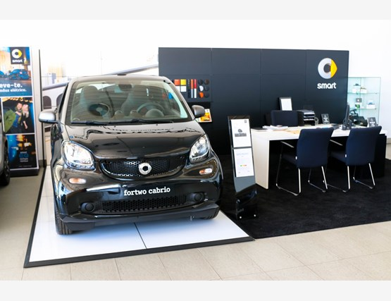 Smart no Polo Santogal de Loures